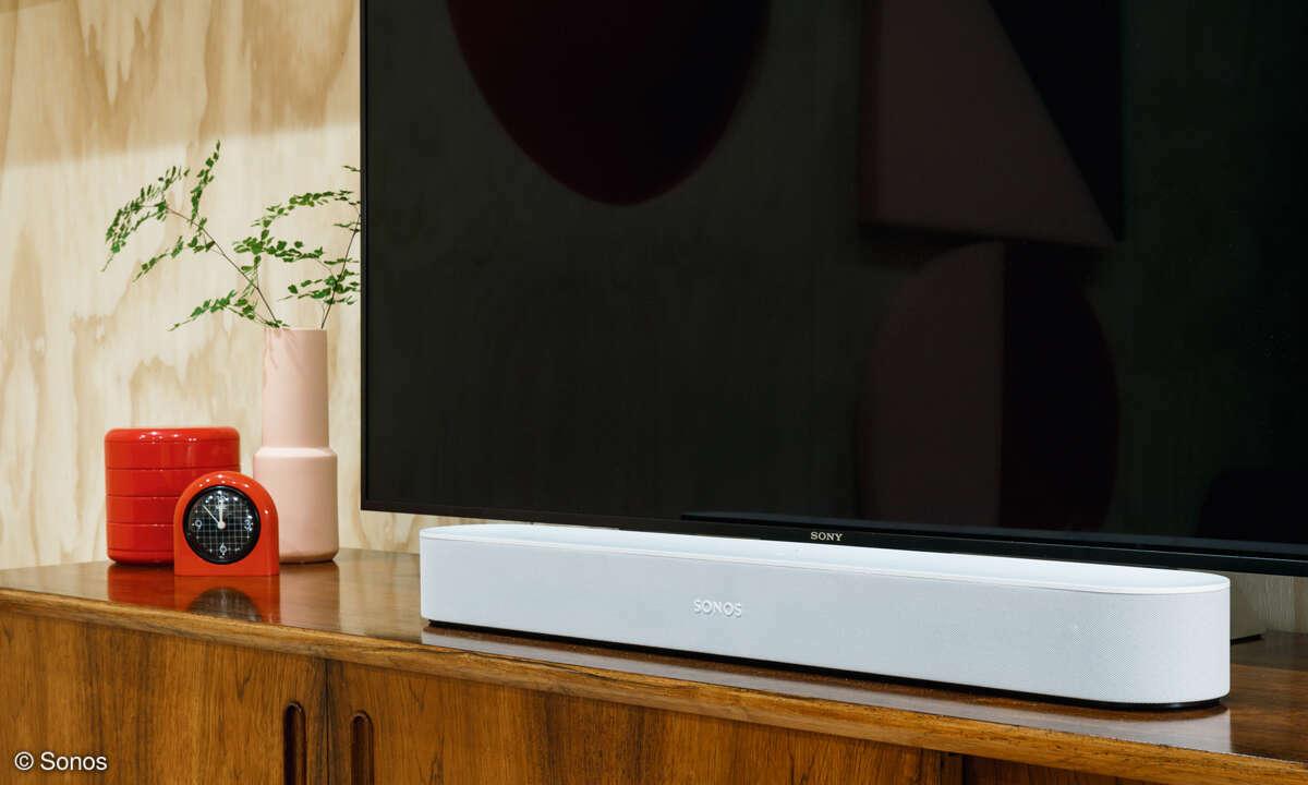Smarte Speaker: Sonos Beam