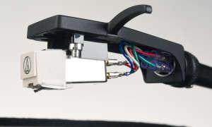 Yamaha TT-N503 im Test - Tonabnehmer