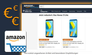 Amazon Angebot Honor 9 Lite