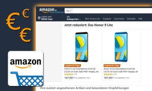 Amazon Angebot Honor 9 Lite