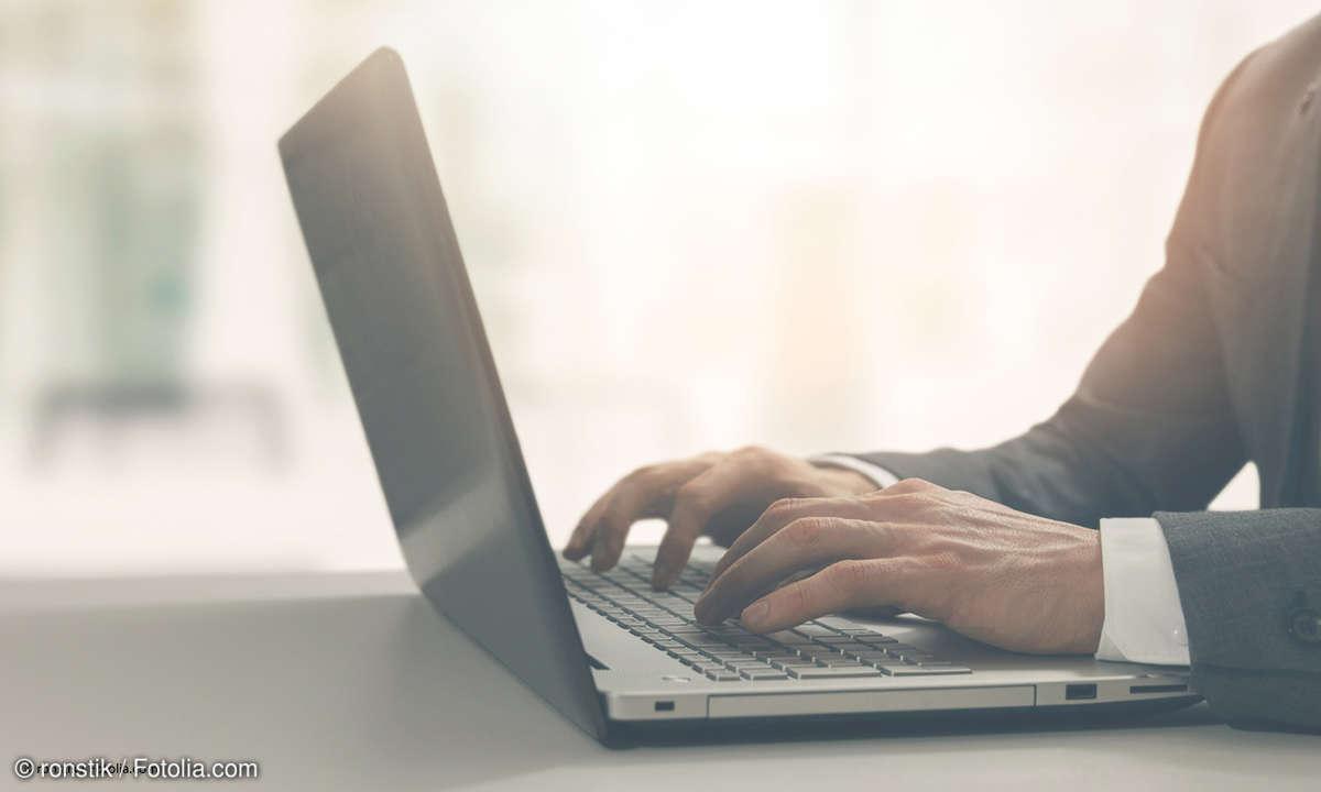 Business-Kundenbarometer Internetprovider