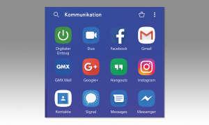 Android personalisieren: Smart Launcher