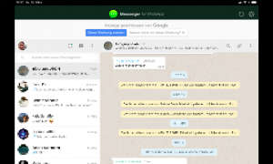 Messenger für WhatsApp