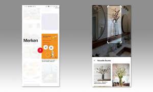 Pinterest - Pinnen und visuelle Suche