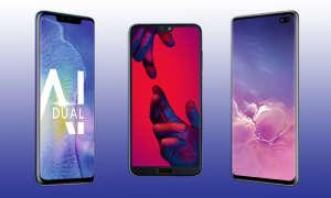 Beste Android Smartphones 2019
