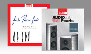 CD-Cover von AUDIO zum Download