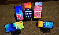 Samsung Galaxy A-Serie 2019