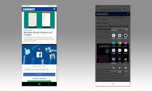 Sony Xperia 10 und Xperia 10 Plus im Vergleichs-Test: Screenshots