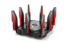 Gaming-Router vs. Standard-Router: TP-Link Archer C5400X