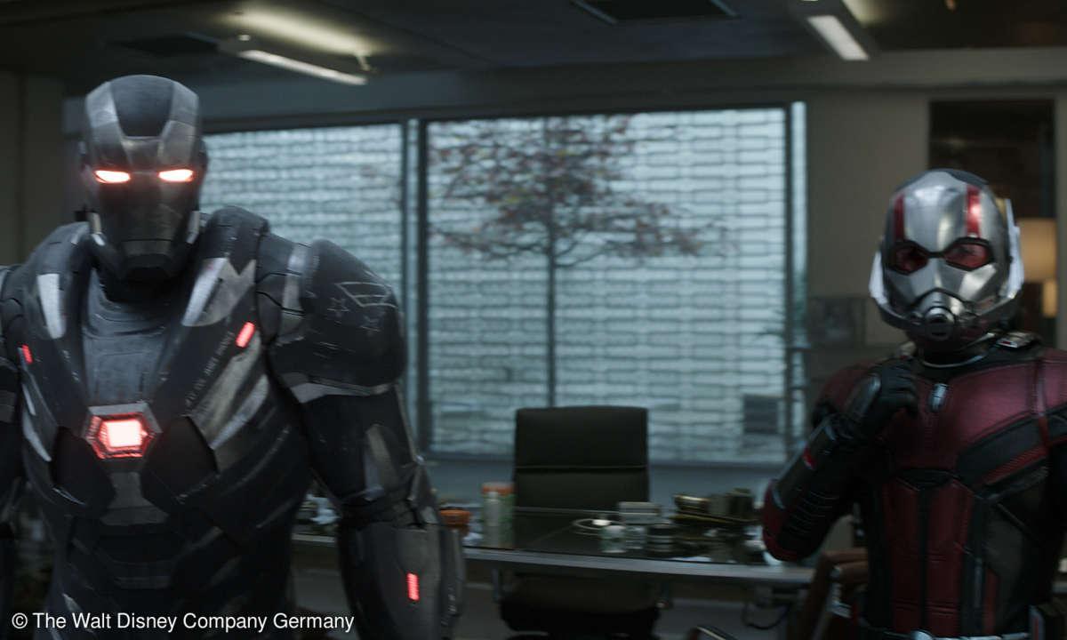 Avengers Endgame Antman Warmachin