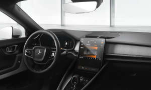 Google Android Automotive - Polestar 2