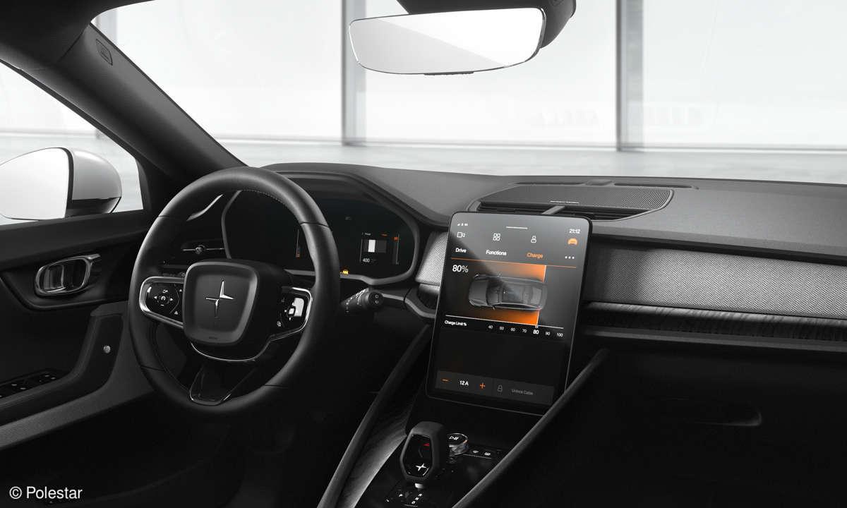Google Android Automotive - Polestar 2