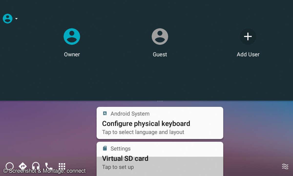 Google Android Automotive: Mehrere Nutzer