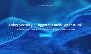 TEC Veranstaltung Cyber Security