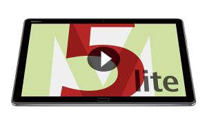 Huawei MediaPad M5 lite (10,1 Zoll)