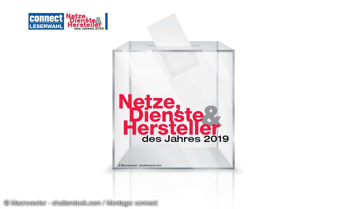 connect Leserwahl 2019