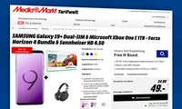 media markt deal galaxy s9 bundle