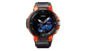 Smartwatches im Vergleich - Casio Pro Trek WSD-F30