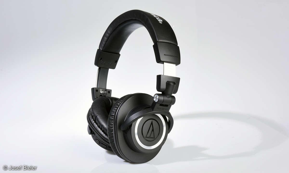 Audio-Technica ATH-M50xBT im Test