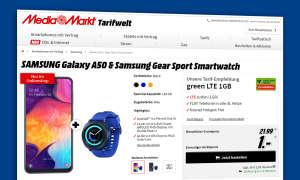 samsung galaxy a50 angebot mediamarkt
