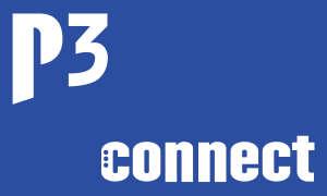 Logo P3 & connect