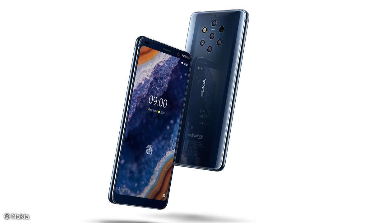 Nokia 9 Pureview im Test