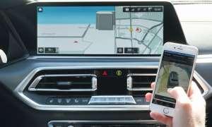 Car Connectivity im BMW X5