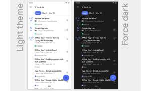 Der neue Dark Mode von Android Q
