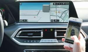BMW X5: User Experience