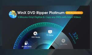 WinX DVD Ripper Platinum Advertorial