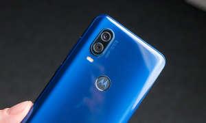 Motorola One Vision Hauptkamera
