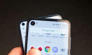 Motorola One Vision Frontkamera