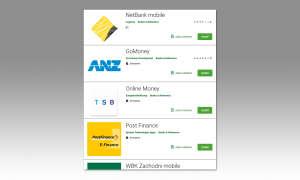 Fake-Apps erkennen: Das sollten Sie wissen - Falsche Banking Apps Screenshot Eses
