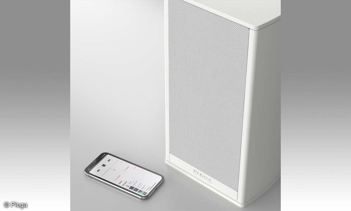 Piega Premium Wireless 301 im Test - Abdeckung