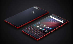 Blackberry Key2 LE rot