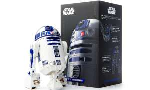 Sphero StarWars R2-D2 Droide mit App-Steuerung