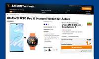 huawei p30 pro saturn angebot geschenke aktion