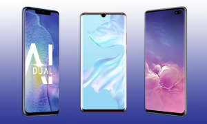 Beste Android Smartphones 2019