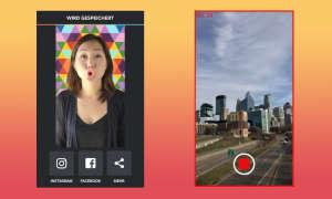 Apps für Instagram - Boomerang und Storeo