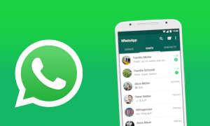Werbung bei WhatsApp