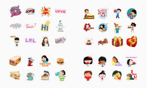 Stickers for WhatsApp-Chat