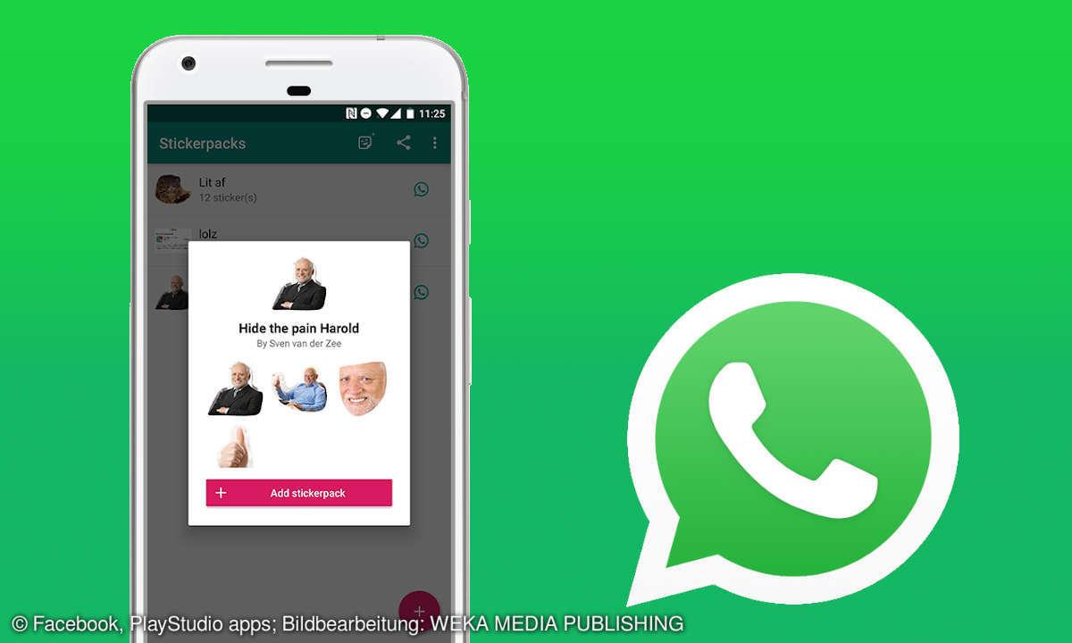 WhatsApp Sticke