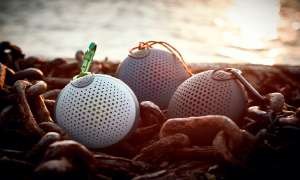 Boompods Aquablaster BT-Lautsprecher mit Alexa
