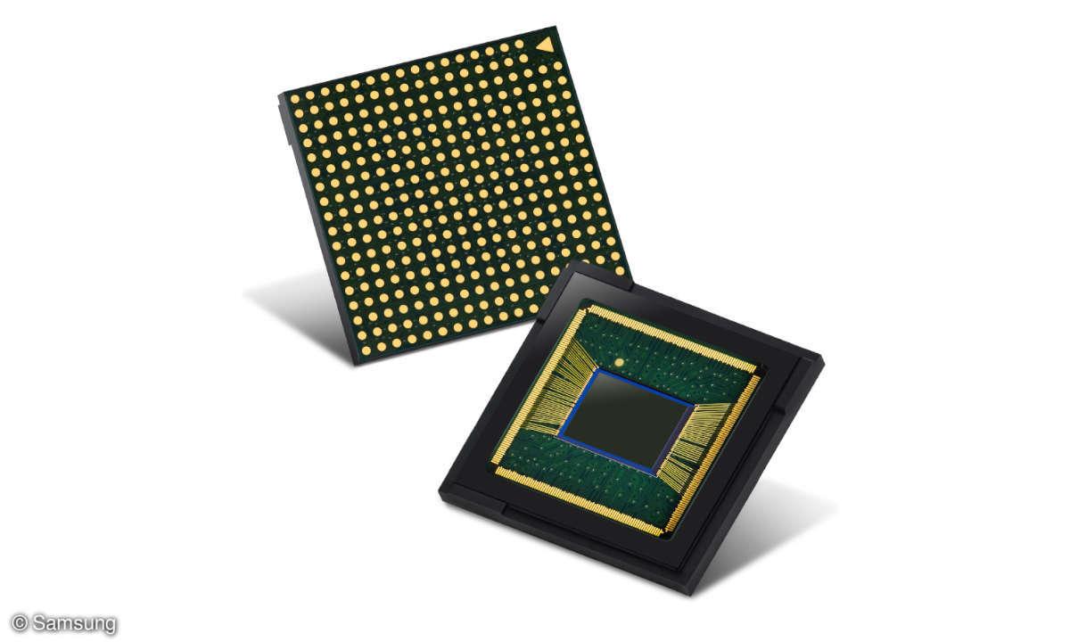 Samsung 64 MP Sensor