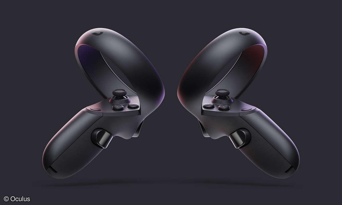 Oculus Quest Controller