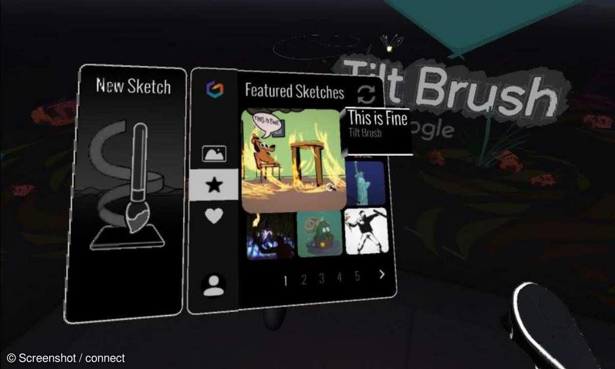 tilt brush oculus quest