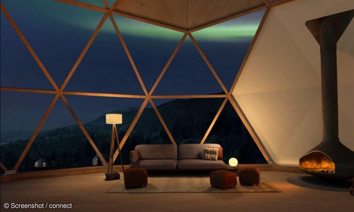 oculus quest vr lounge