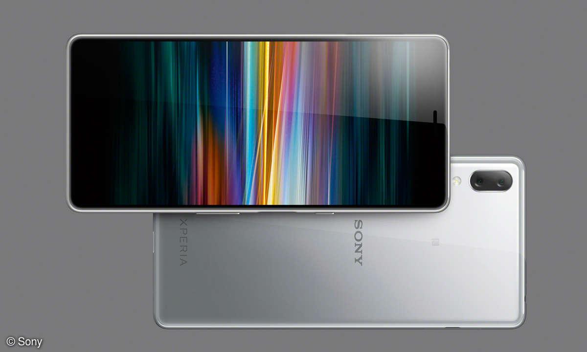 Sony Xperia L3 im Test