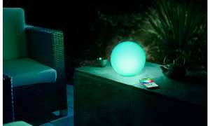 Portable Bluetooth_LED-Lampe Eve Flare