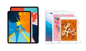 iPad Air und iPad Mini im Vergleich: Zeitgemäßes Update